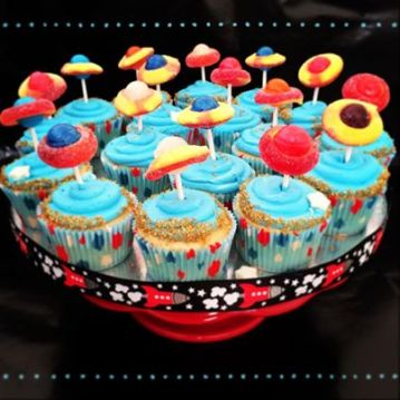 cupcakes solar